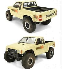 Rock Cralwer Clear 4x4 Truck Body For RC4WD 1/10 D90 TF2 Axial SCX10