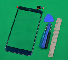 """Blue Front Touch Screen Digitizer Glass Part For ZTE Grand X Max 2 LTE Z988 6.0"""""""