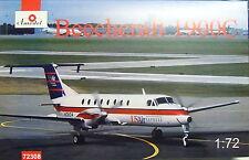 Beechcraft 1900C, 1:72, Amodel ,Turboprop US Air Express, NEU