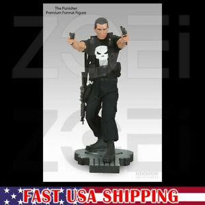 NIB Sideshow Marvel THE PUNISHER Tim Bradstreet Statue Figure RARE LOW #006/1000