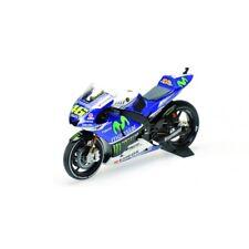 MINICHAMPS 122 143146 YAMAHA YZR-M1 diecast model bike V Rossi MotoGP 2014 1:12