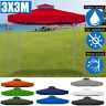 Gazebo Outdoor Pop Up Tent Folding Marquee Party Camping Canopy Awnings Market