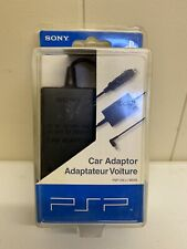 Genuine Sony PSP Car Adapter PSP-180 Playstation Portable Charger