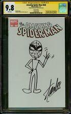 "AMAZING SPIDER-MAN 648 CGC 9.8 SS STAN ""THE MAN"" LEE ORIGINAL ART BY CREATOR 1"