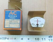 NOS AC AMMETER GAUGE FOR 1949-50 CHEVY CARS CHEVROLET NEW AMPS CHARGING 1950