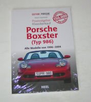 Porsche Boxster Typ 986 - alle Modelle 1996 bis 2004 - Praxisratgeber