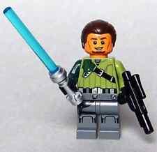LEGO Star Wars - Kanan Jarrus Minifigure, Blaster Lightsaber 75084 75141 (NEW)