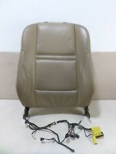 Rest Backrest Backrest Seat el. Memory Beige Front Right BMW E70 X5