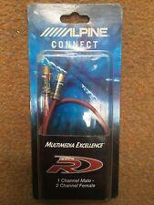 Alpine RCA Y 2F 1M    KWR-1M2F