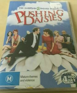 Pushing Daisies Complete Second Season 2 DVD (Series Two) (4 Disc) RARE REGION 4