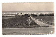 ver-sur-mer  vue d'ensemble sur la plage du paisty