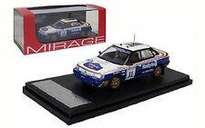 HPI 8187 Subaru Legacy RS #11 RAC Rally 1991 - Ari Vatanen 1/43 Scale