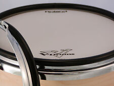 "Rim Condom's 4-Pack Rubber Drum Hoop Rim Protector Silencer 10"" 12"" 14"" 16"""