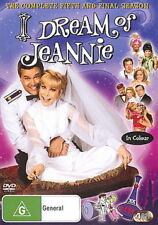 I Dream Of Jeannie - Adventure / Comedy - Season 5 - NEW DVD