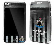 Newcastle United Football Club Ipod Touch 4 Piel Etiqueta Oficial Toon Army Nuevo