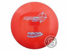 New Innova Star Dart 168g Red Teal Shatter Foil Putter Golf Disc