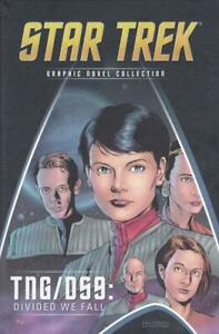 Star Trek Graphic Novel Collection TNG D59 Divided We Fall