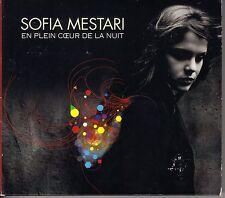 SOFIA MESTARI - EN PLEIN COEUR DE LA NUIT - CD + DVD CLIP PROMO DIGIPACK12T 2003