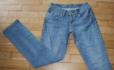 LEVIS 580 Jeans pour  Femme W 27 - L 30 Taille 36 Bold Curve Straighit Réf #Y265