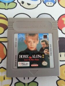 Nintendo  Gameboy HOME ALONE 2     Video game FREE SAME DAY  POSTAGE