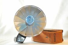 Canon rangefinder Flash Unit V fan type from 50's for RF camera V-T V-L P
