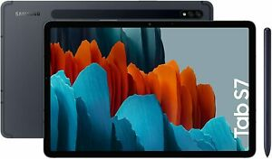 "Samsung GALAXY Tab S7 Tablet PC 11"" S-Pen 128GB WiFi Mystic Black SM-T870"