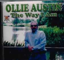 "OLLIE AUSTIN Brand New CD ""THE WAY I AM"" 14 tracks Country Music"