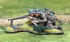 COLLECTORS SHOWCASE WW2 GERMAN NORMANDY CS00806 WAFFEN M42 MACHINE GUN TEAM MIB