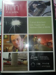 Film in a Week DVD 7 short films from Live Theatre & Northern Film  2003/4