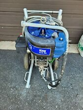 Graco King 70:1 Sprayer, Integrated Filter, Heavy Duty Cart, Air Controls