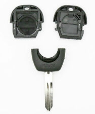 Nissan Almera Primera XTrail Replacement 2 Button Remote Key Fob Case + Blade