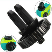 """1/4"""" Monopod Tripod Mount Adapter with Screw Thread For GoPro Hero 1 2 3 3+ NT"""