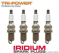 IRIDIUM SPARK PLUGS - for Holden Tigra 1.8L XC (Z18XE) TRI-POWER
