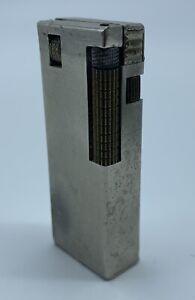 Accendino Antico Sandy Gas Lighter Accendino Vintage Da Collezione