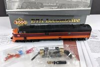 Proto 2000 920-47951 Milwaukee Road E7A Diesel Locomotive 19-A HO for assembly