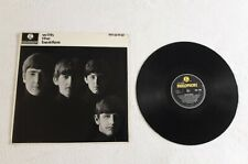 THE BEATLES WITH THE BEATLES 1ST PRESS 1963 UK VINYL LP PARLOPHONE JOBETE 1N