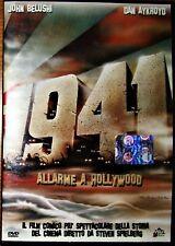 1941 ALLARME A HOLLYWOOD di Steven Spielberg DVD 1° Ed. Pulp Video Introvabile
