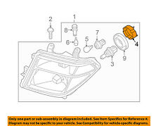NISSAN OEM 05-12 Pathfinder-Headlight Cover 260290Z800