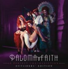 Paloma Faith a Contradiction Outsiders Edition CD 2014