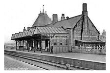 pt0634 - Eccleshill Railway Station , Yorkshire - photo 6x4