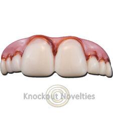 Mega Bucks Teeth Funny Novelty Fake Teeth Tooth Mouth Smile