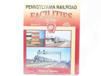 PRR Pennsylvania Railroad Facilities In Color Vol 12 by R Yanosey - Morning Sun