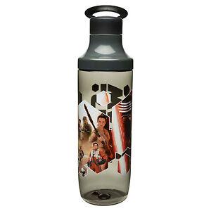 NEW zak! designs Star Wars Ep VII Straight Wall Chug Bottle - 24 OZ