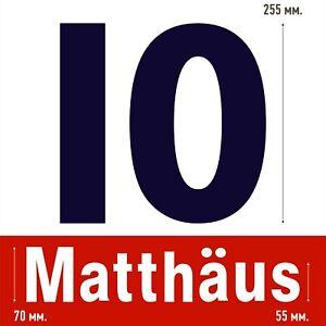 Matthaus 10. Bayern Munich Away football shirt 1997 - 1999 FLOCK NAMESET
