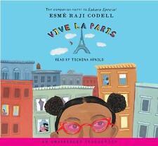 Vive la Paris by Esmé Raji Codell (2008, CD, Unabridged)