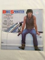 "Bruce Springsteen Cover Me EP 12"" vinyl single record (Maxi) UK QTA4662 CBS EXEX"