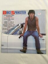 "Bruce Springsteen Cover Me EP 12"" vinyl single record (Maxi) UK QTA4662 CBS EXEX"