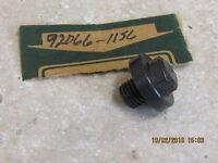 NOS OEM Kawasaki Drain Plug 1984-2000 KL650 KSF750 KL600 92066-1156