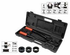 Pince à Sertir Rohrpresszange 16 20 26mm Pex-Al-Pex Aluverbund-Rohre TH16-26