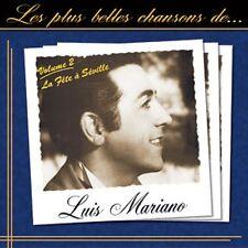 CD Les plus belles chansons de Luis Mariano - Vol. 2